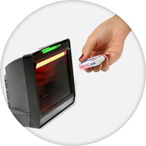 подключение сканера штрих кода