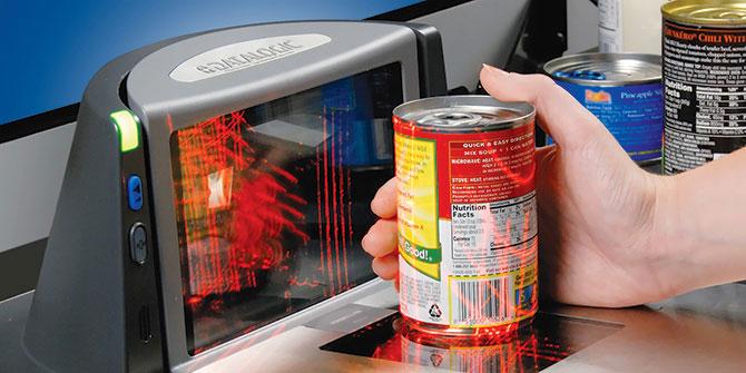 сканер штрих кодов Datalogic Magellan 8400