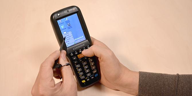 мобильный тсд Datalogic Scorpio X3