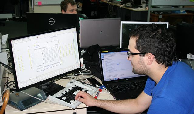 сервисный инженер