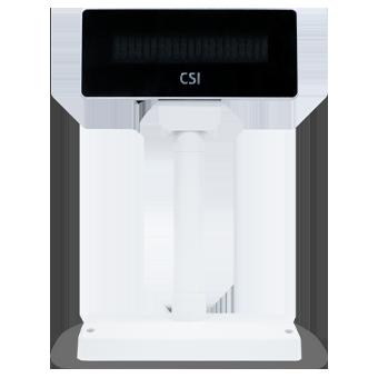 дисплей покупателя из POS-терминала CSI